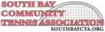 Logo: South Bay Community Tennis Association