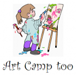 logo: Art Camp Too