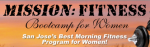 logo: Mission Fitness Boot Camp Almaden Valley
